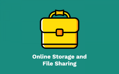 Online Storage and File Sharing