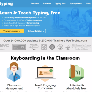 Type better with typing.com